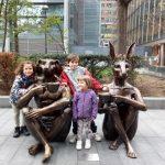 Londra con i bambini: cosa fare e dove mangiare vegan