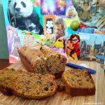 Dolce vegan speziato senza zucchero e muffin integrali