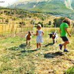 Viaggiare con i bambini: 10  buoni motivi per scegliere il campeggio in tenda