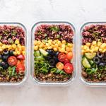 Meal prep: come pianificare ed organizzare il menù settimanale in anticipo