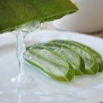Curare la pelle con il gel di Aloe vera